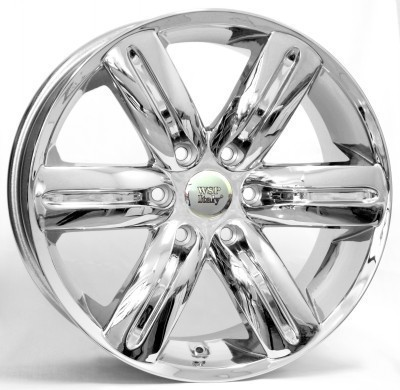 Wheel WSP PAJERO 9.5x20.0 ET50 6X139,7 67,1 CHROME