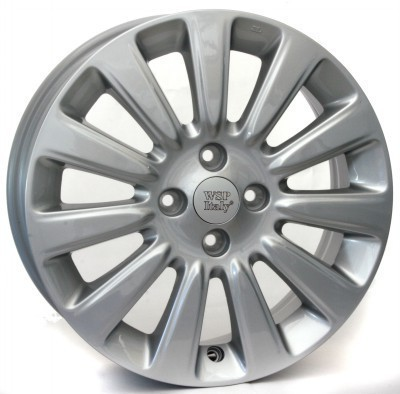 Disk WSP MICRA 5.5x15.0 ET50 4X100 60,1 SILVER
