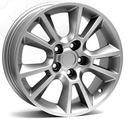 Wheel WSP STRIKE 6.5x15.0 ET37 5X110 65,1 SILVER