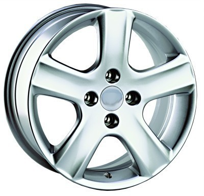 Wheel WSP PARIS 6.5x15.0 ET16 4X108 65,1 SILVER