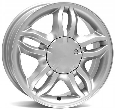 Wheel WSP BORDEAUX 6.0x15.0 ET49 4X100 60,1 SILVER