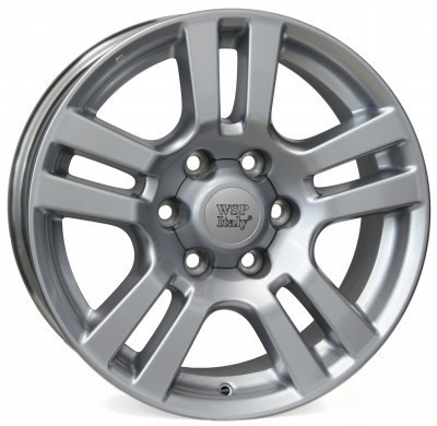 Wheel WSP ERA 7.5x18.0 ET25 6X139,7 106,1 SILVER