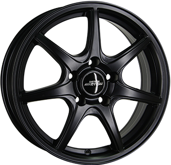 Wheel 6,5X16 IA BLACK ICE 5/114,3 ET42 CH67,1