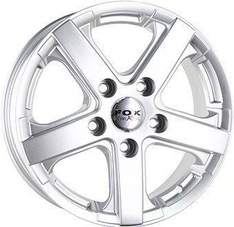 Wheel 6,5X16 FOX VIPER COMMERCIAL 5/114,3 ET50 66,1