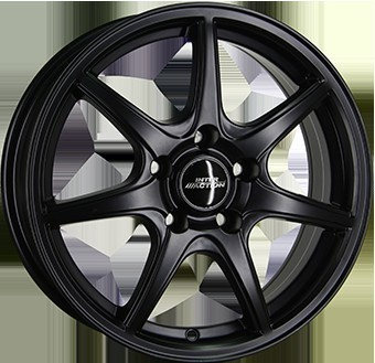 Wheel 7,0X17 IA BLACK ICE 5/098    ET35 CH58,1