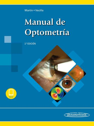 MANUAL DE OPTOMETRÍA-2ª EDICION (incluye eBook)