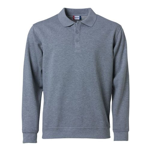 POLO M/L CLIQUE BASIC SWEATER 021032