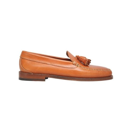 Zapato Borlas Natural