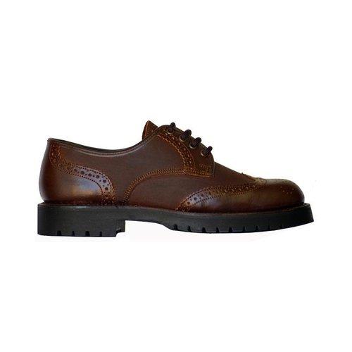 Zapato Pala Vega Castaña