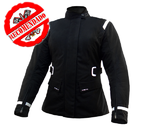 CHAQUETA CORDURA MUJER ON BOARD Donna Color Rojo/Blanco