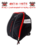 MOCHILA PORTACASCO ON BOARD LINK Roja