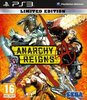 Anarchy Reigns Limited Edition Ps3