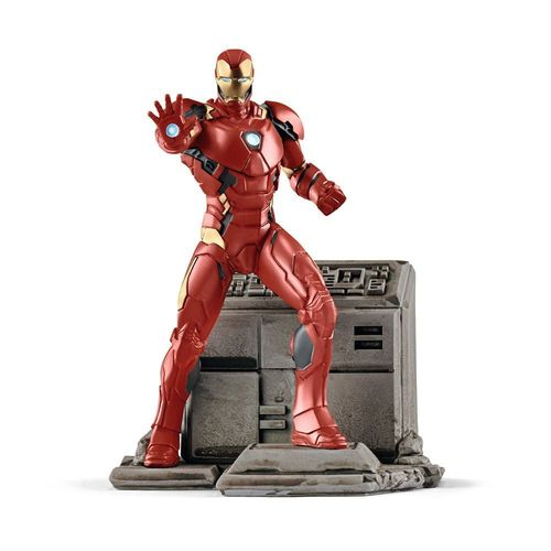 Minifigura Iron Man 10 cm Marvel Comic