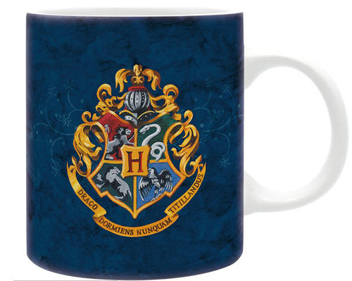 Taza Harry Potter Hogwarts