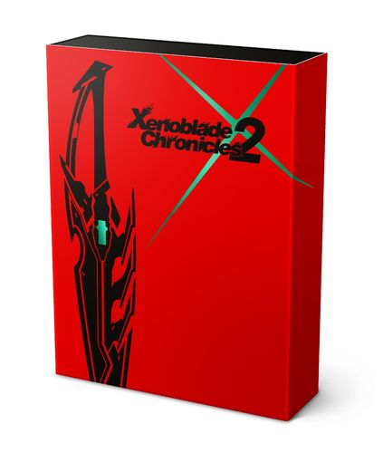 Xenoblade Chronicles 2 Edición Coleccionista SWITCH