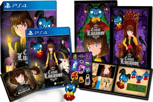 The Count Lucanor Edicion Especial PS4