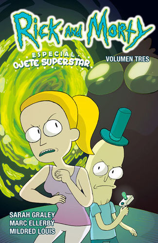 Rick y Morty Nº3