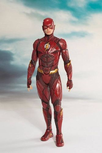 Figura Justice League The Flash 1/10