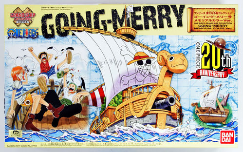 Maqueta Going Merry One Piece