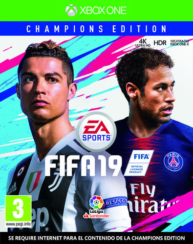 Fifa 19 Champions Edition XBOX ONE