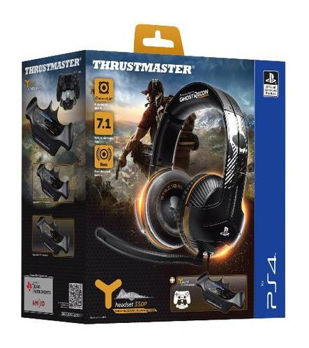 Headset Thrustmaster Y-350P Ghost Recon