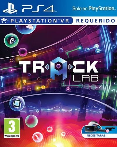 Track Lab VR PS4
