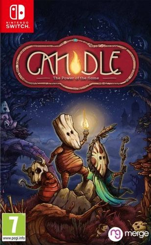 Candle: The Power of the Flame SWITCH