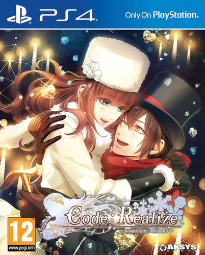 Code Realize: Wintertide Miracles PS4