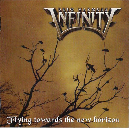 BETO VAZQUEZ INFINITY - FLYING TOWARDS THE NEW HORIZON - CD