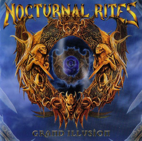 NOCTURNAL RITES - GRAND ILLUSION - CD