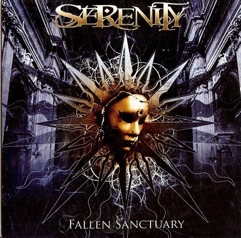 SERENITY - FALLEN SANCTUARY - CD