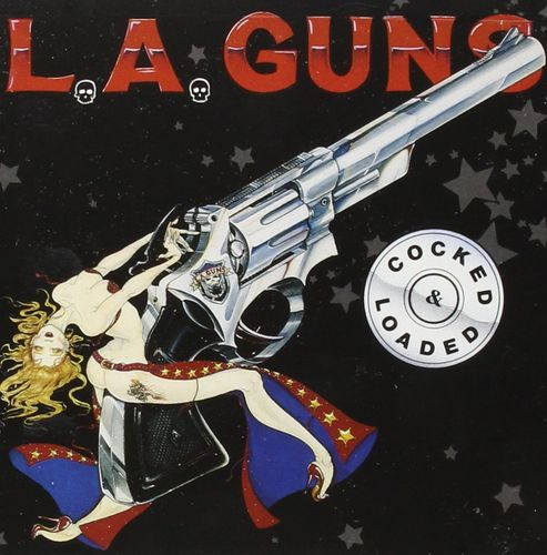 L.A. GUNS - COCKED & LOADED CD