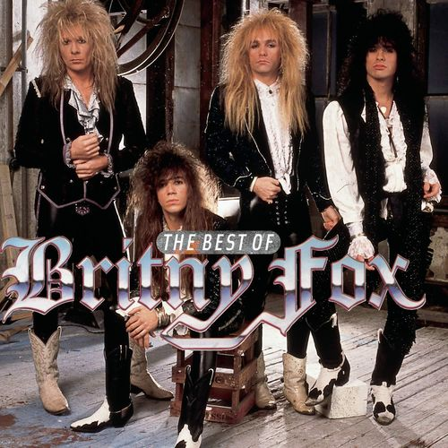 BRITNY FOX - BEST OF BRITNY FOX CD