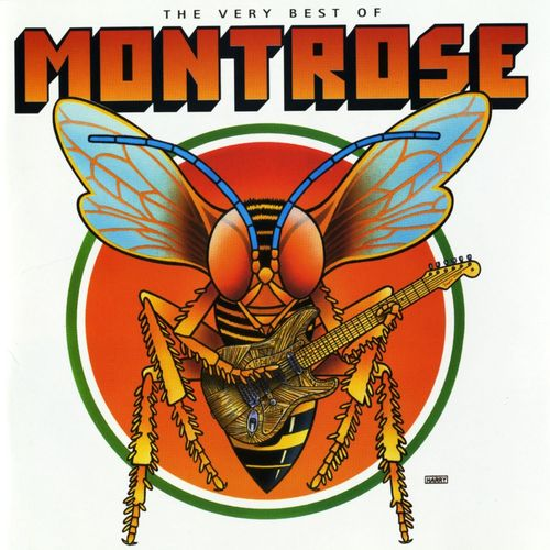 MONTROSE - THE VERY BEST OF MONTROSE CD