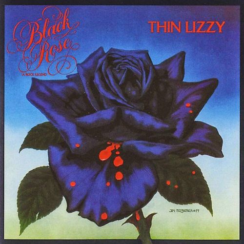 THIN LIZZY - BLACK ROSE CD (Remastered)