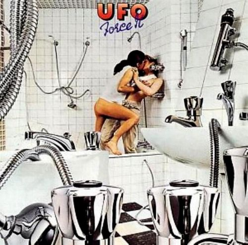 UFO - FORCE IT CD (Remastered)