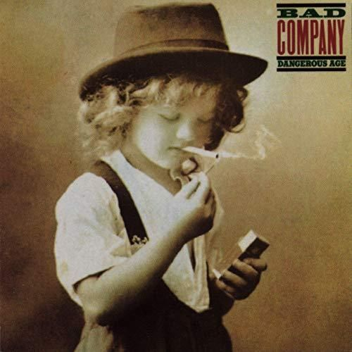 BAD COMPANY - DANGEROUS AGE CD