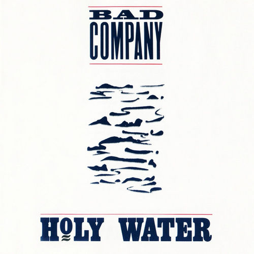 BAD COMPANY - HOLY WATER CD