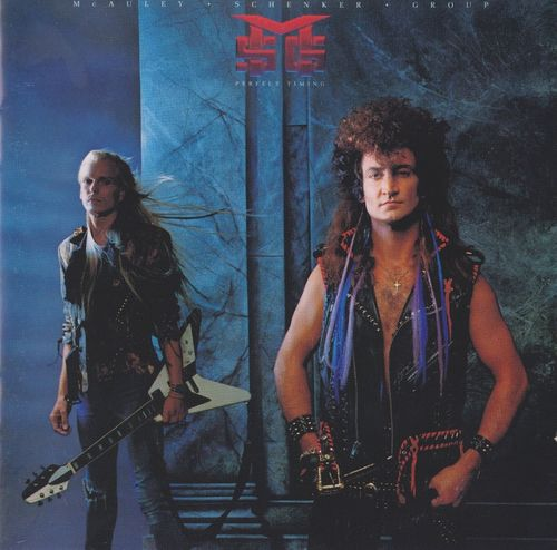 McAULEY SCHENKER GROUP - PERFECT TIMMING CD