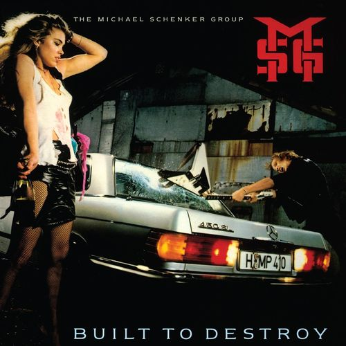 M.S.G. - BUILT TO DESTROY CD