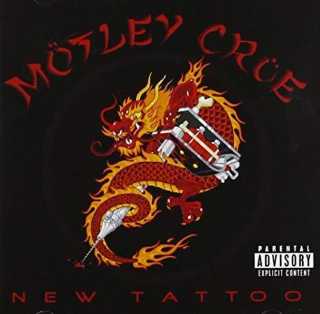 MÖTLEY CRÜE - NEW TATTOO CD