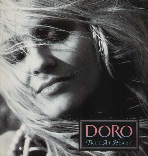 DORO - TRUE AT HEART CD