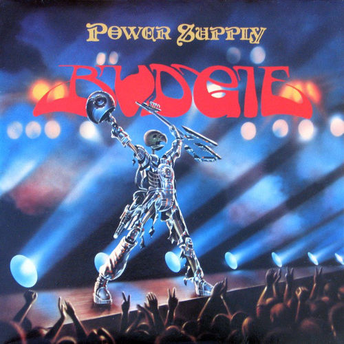BUDGIE - POWER SUPPLY CD