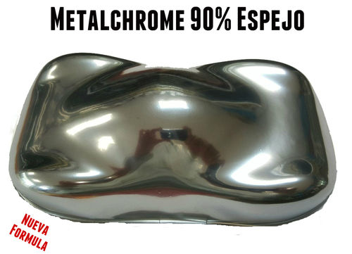 Kit 125ml Metalchrome Aerografía