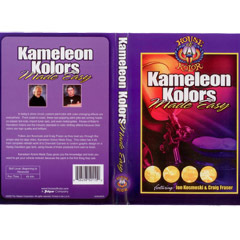 "DVD ""Kamaleon Kolors"" de House Of Kolor"