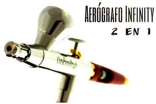 Aerógrafo Harder & Steenbeck Infinity 2 en 1 (-10%)