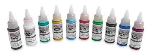 "Kit ""B"" 10 Opacos Secundarios Com Art (28ml x 10ud)"