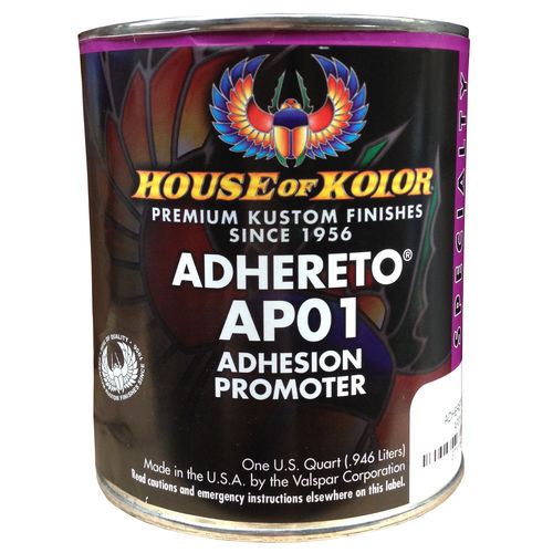 1L Adhereto Plásticos/Metales House Of Kolor