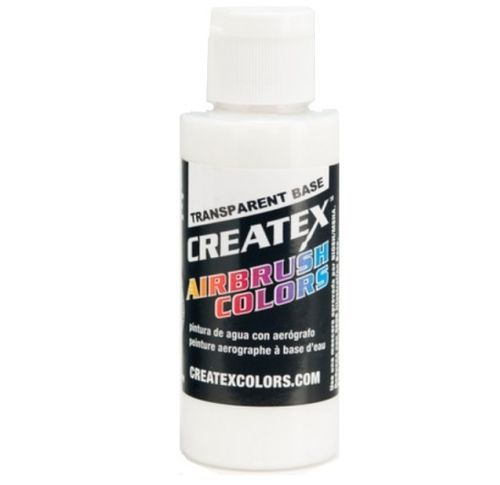 60ml Transparent Base CREATEX