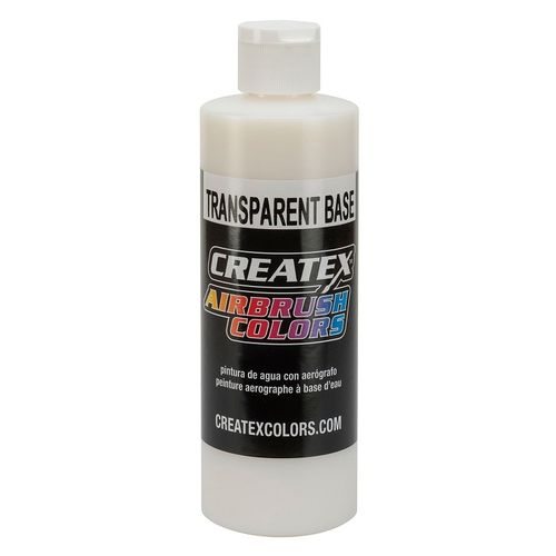 120ml Transparent Base CREATEX